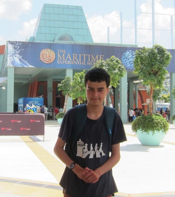Singapore Sentosa Aquarium Ben Williams (The Maritime Experiential Museum)